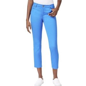 NWT Kut From The Kloth Reese Ankle Cotton Pants